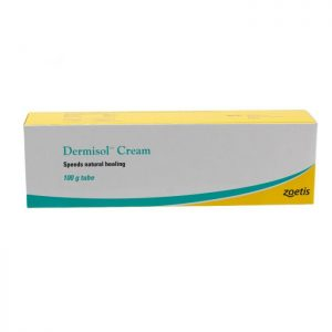 Dermisol Cream | Size: 100g Tube | Dog Health Supplies