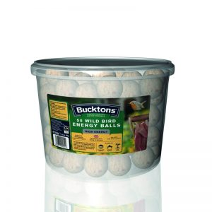 Bucktons Wild Bird Energy Balls