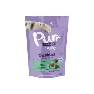 Wagg Purr Tasty Cat Treats with Tuna