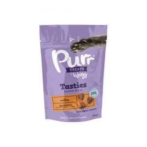 Wagg Purr Treats Tasties with Chicken