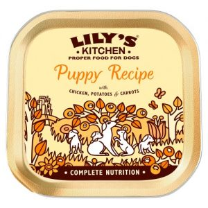 Lilys Kitchen Chicken Dinner Puppy Food