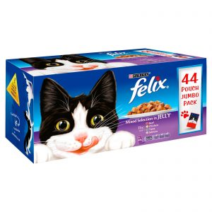 Felix Mixed Selection Cat Food in Jelly