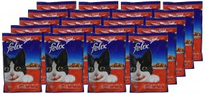 Felix with Beef in Jelly Cat Food