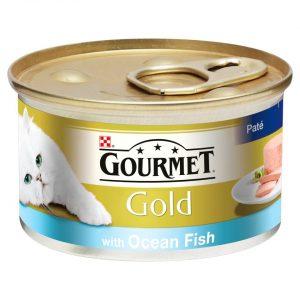 Gourmet Gold Pate with Ocean Fish Cat Food
