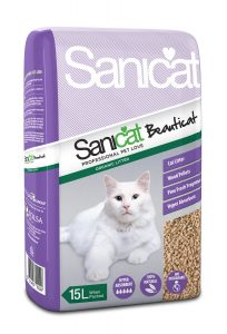 Sanicat Beauticat Cat Litter
