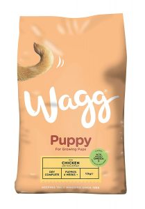 Wagg Complete Chicken Puppy Food