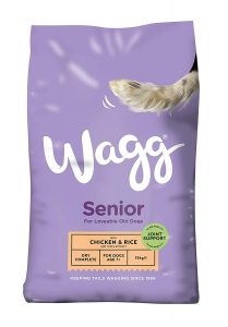 Wagg Complete Chicken & Rice Senior Dog Food