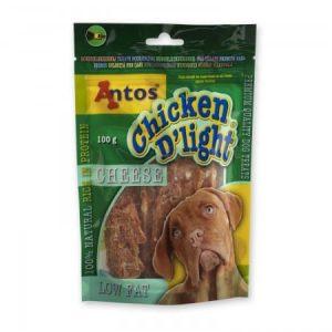 Antos Chicken D'Light Cheese Dog Treats