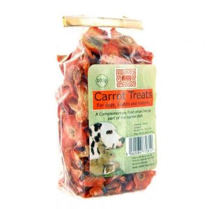 Burns Carrot Treats for Dogs, Rabbits & Rodents