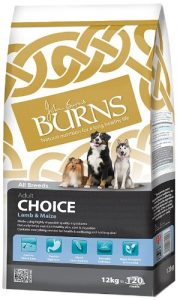 Burns Choice Lamb & Maize Adult Dog Food