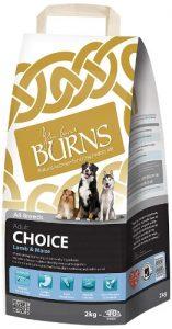 Burns Choice Lamb & Maize Adult Dog Food