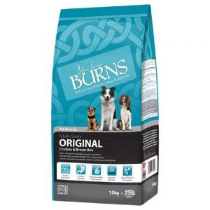Burns Original Chicken & Brown Rice Adult/Senior Dog Food