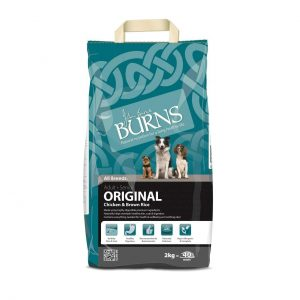 Burns Original Chicken & Brown Rice Adult/Senior Dog Food