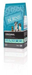 Burns Original Fish & Brown Rice Adult/Senior Dog Food