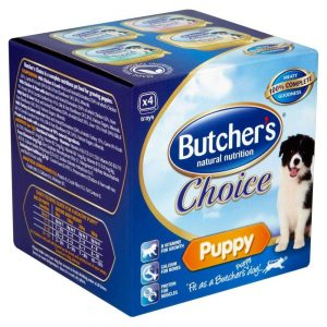 Butchers Choice Puppy Multipack Puppy Food