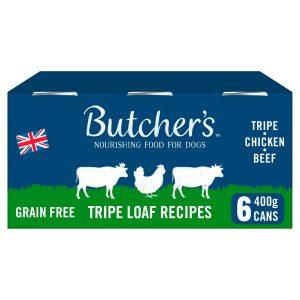 Butchers Tripe Loaf Recipes Dog Food