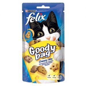 Felix Cheezy Mix Goody Bag Cat Treats