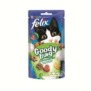 Felix Countryside Mix Goody Bag Cat Treats