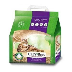 Cats Best Smart Pellets Clumping Cat Litter