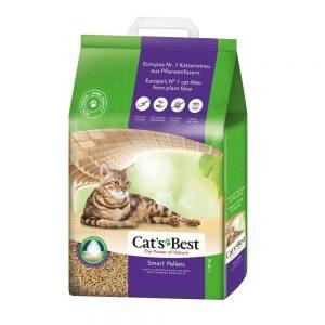 Cats Best Smart Pellets Clumping Cat Litter