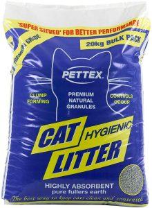 Pettex Premium Grey Cat Litter