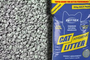 Pettex Premium Grey Cat Litter