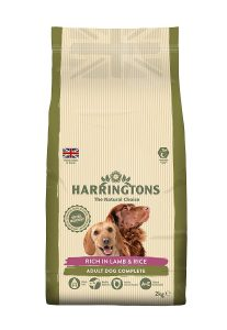 Harringtons Rich in Lamb & Rice Dog Food