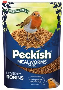 Peckish Mealworms Dried
