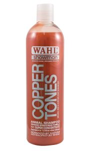 Wahl Showman Copper Tones Shampoo