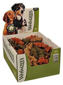 Whimzees Alligator Natural Dog Treats
