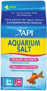 API Aquarium Salt | Size: 453g Carton | Aquarium Water Treatments