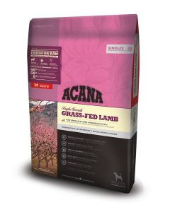 Acana Singles Formula Grass-Fed Lamb | Size: 11.4kg | Dog Food