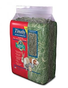 Alfalfa King Timothy Hay (1.8kg Bag)