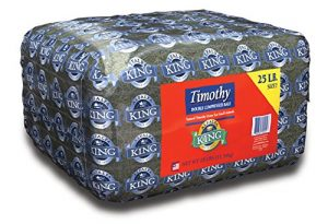 Alfalfa King Timothy Hay (11.36kg Bag)