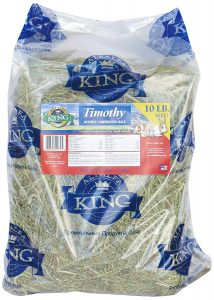 Alfalfa King Timothy Hay (4.5kg Bag)