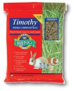 Alfalfa King Timothy Hay (450g Bag)