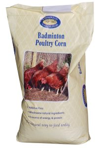 Badminton Poultry Corn (20kg Bag)