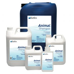 Battles Animal Shampoo (2.5 litre Bottle)