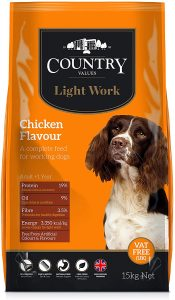 Burgess Country Value Chicken | Size: 15kg | Dog Food
