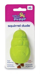 PetSafe Puppy Busy Buddy Squirrel Dude (Extra Small)