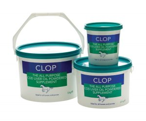 Clop Feed Supplement (2.5kg Tub)
