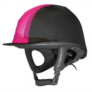 Champion Ventair Helmet Cover (Black/Pink)