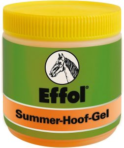 Effol Summer Hoof Gel | Size: 500ml | Horse Hoof Care