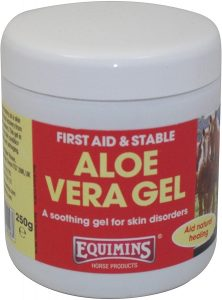 Equimins Aloe Vera Gel for Horses | Size: 250g Tub | Horse Vitamins & Supplements