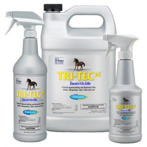 Farnam Tri-Tec 14 Insecticide | Size: 3.8 Litre Bottle | Horse Pest Control
