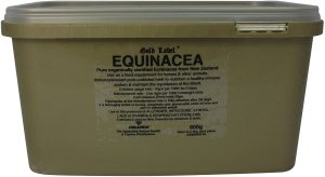 Gold Label Equinacea   Size: 600g Tub   Horse Vitamins & Supplements