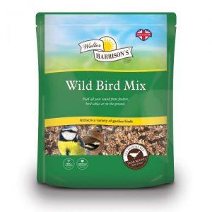 Walter Harrison's Wild Bird Mix (2kg Bag)
