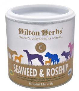 Hilton Herbs Seaweed & Rosehip (125g Tub)