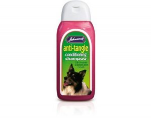 Johnsons Anti Tangle Conditioning Shampoo (125ml)
