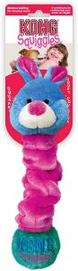 KONG Squiggles Dog Toy | Size: Small | Dog Toys
